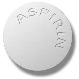 aspirin one