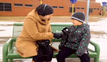 green-bench-kids