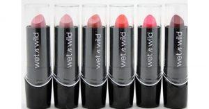 photo regarding Wet N Wild Printable Coupon named No cost Wetn Wild Silk End Lipstick at Aim