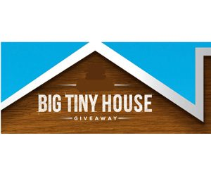 Big Tiny House Giveaway And Instant Win Game Shareyourfreebies
