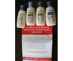 FREE Beauty, Baby or Wellness Sample Pack from Healthy Essentials