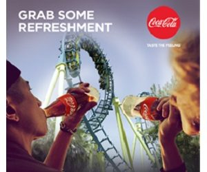 Coca Cola Six Flags Holiday Instant Win Game | ShareYourFreebies