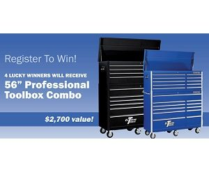 Auto Value Toolbox Sweepstakes (MI, IN, OH, WI and IL only