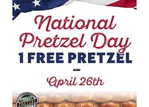 pretzel philly