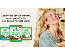 greenies breath