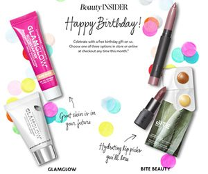 FREE Beauty Gift At Sephora For Your Birthday