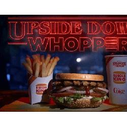 Burger King Coke Stranger Things Instant Win Game (Over