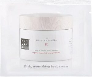 Rituals Magic Touch Body Cream Sample for Free - Ypayfull