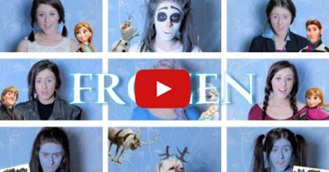 frozen-medly