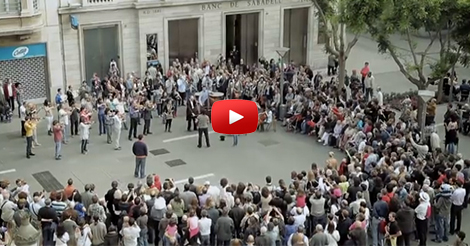 Awesome-Flash-Mob!