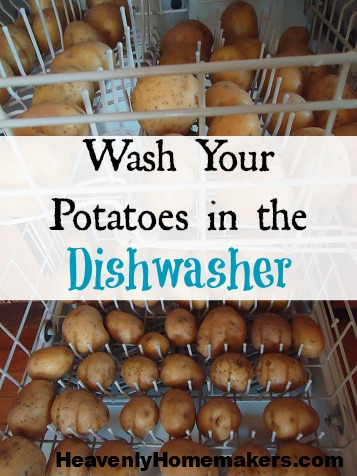 Wash-Potatoes-in-the-Dishwasher