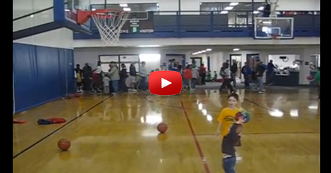 Little-Kid-Does-a-Trick-Shot
