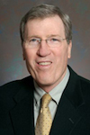 Picture of orthopaedic surgeon Arnold Peterson, M.D.