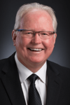 Picture of orthopaedic surgeon Michael W. Woods, M.D.