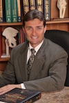 Picture of orthopaedic surgeon Bruce E. Janke, M.D.