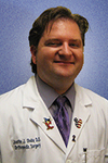 Picture of orthopaedic surgeon Justin Sheba, D.O.