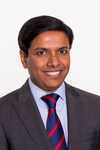 Picture of orthopaedic surgeon Arup K. Bhadra, M.D.