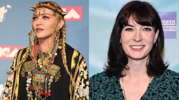 """Madonna biopic co-writer didn't """"leave"""" the project, reports 'EW'"""