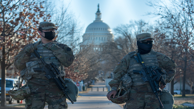 Capitol fencing should still be removed after Friday attack: Sen. Roy Blunt