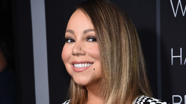 The Vaccination of Mimi: Mariah Carey belts out a high note during her COVID shot