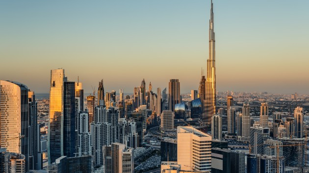 Dubai police make arrests over 'indecent' video of naked women on high-rise balcony