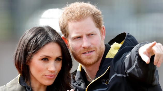 Netflix royalty: Prince Harry, Meghan announce details of first streaming project