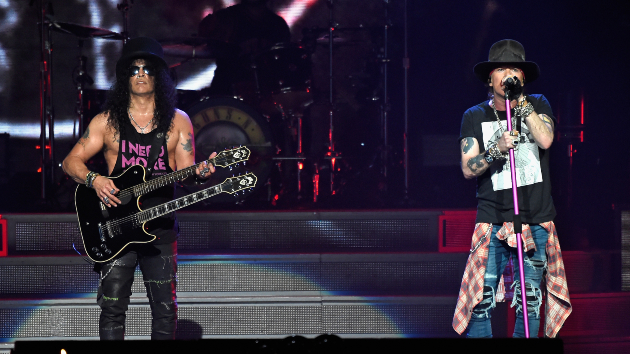 Guns N' Roses push back European tour dates to 2022
