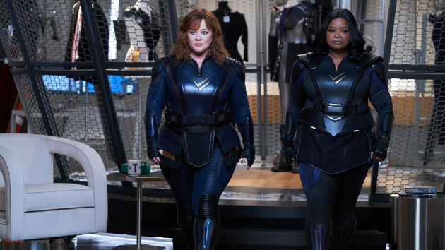 """'Thunder Force': Octavia Spencer & Melissa McCarthy explain why their """"empowering"""" action-comedy came out at the perfect time"""