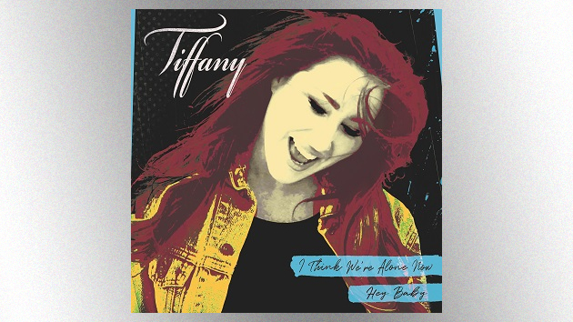 "Tiffany to release new single, ""Hey Baby,"" as vinyl picture disc later this month"