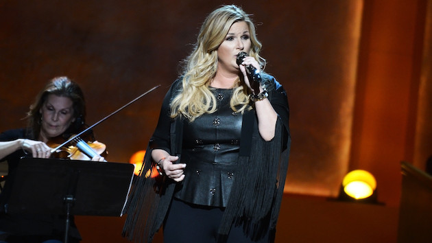 "Trisha Yearwood admits it can be tough to age gracefully in the public eye: ""I think about it a lot"""