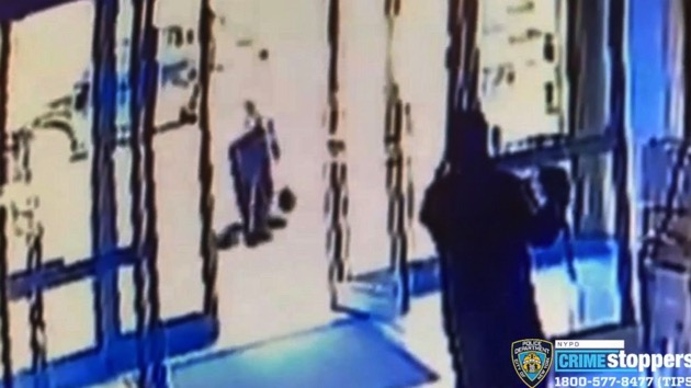 Lobby staff fired after attack on Asian American woman outside apartment building in New York City