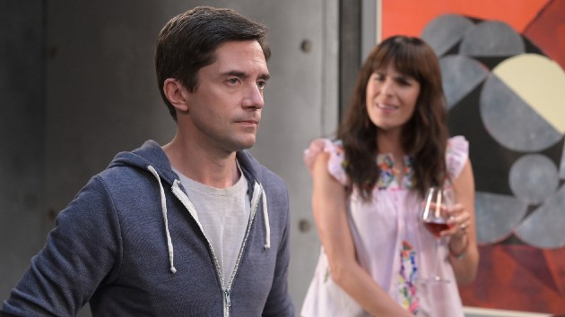 Topher Grace on returning to comedy, and chemistry with the cast of ABC's new show, 'Home Economics'