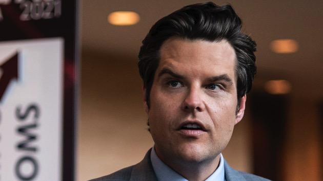 Gaetz, under investigation for sex allegations, sought blanket pardon from Trump: Sources
