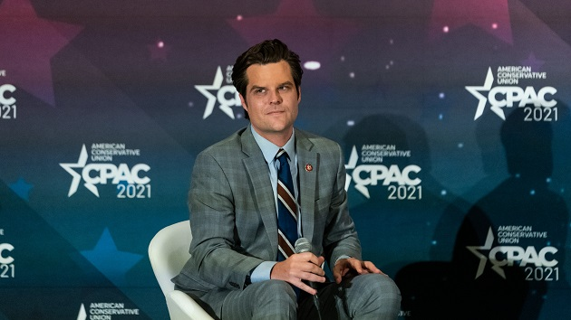 House Ethics Committee opens investigation into Rep. Matt Gaetz