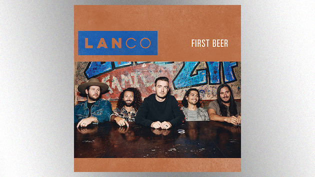 """First Beer"": Lanco's new song is an ode to memories and the friends who help make them"