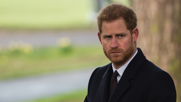 Prince Harry returns to UK for Prince Philip's funeral in first visit since leaving royal role