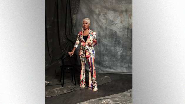 Misa Hylton dishes on her history with hip hop fashion and working with Mary J. Blige