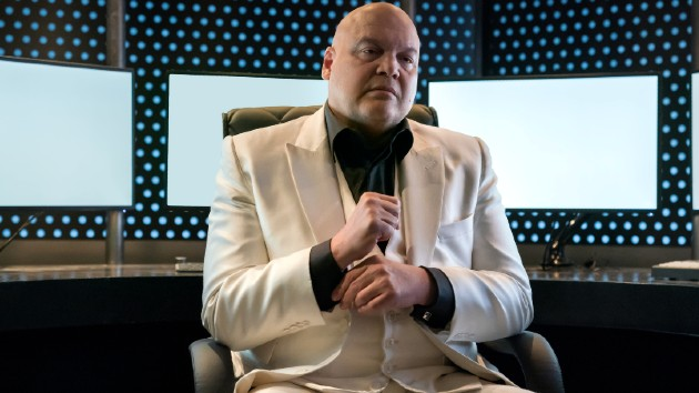 """Vincent D'Onofrio on hoping to """"explore"""" his Kingpin character in the MCU"""