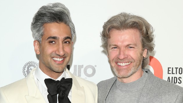 'Queer Eye' star Tan France reveals he's going to be a dad, expecting 1st child with husband Rob