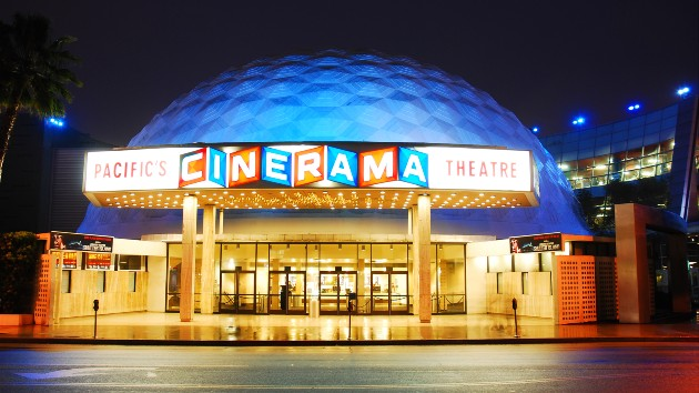 Iconic Cinerama Dome, Arclight Cinemas to close due to coronavirus pandemic
