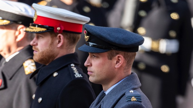 Princes William, Harry reportedly speak as royal family gathers to mourn Prince Philip