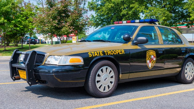 Maryland state trooper fatally shoots 16-year-old after responding to reports of an armed man