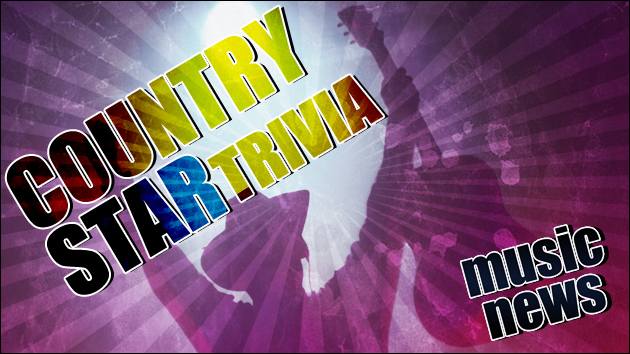 Country star trivia