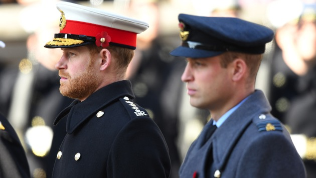 Princes William, Harry to walk together in Prince Philip funeral procession