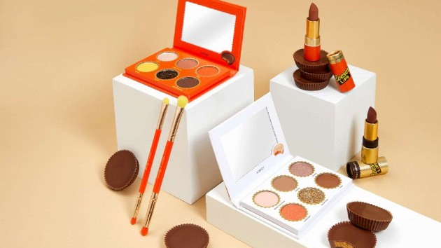 HipDot Cosmetics partners with Reese's for new makeup collection