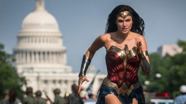 Gal Gadot says Princess Diana inspired her version of Wonder Woman