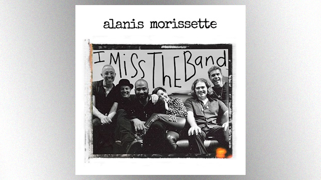 """I Miss the Band"": Alanis Morissette pays tribute to her road family in new song"