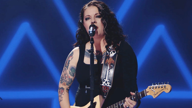 """""""You're dang right"""" Ashley McBryde thinks about what it would be like to win ACM Female Artist of the Year"""
