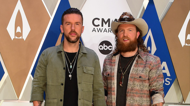 """Brothers Osborne band mates say the reaction to TJ Osborne's coming out was """"a beautiful surprise"""""""