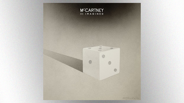'McCartney III Imagined,' featuring new interpretations of songs from Paul McCartney's latest album, out now